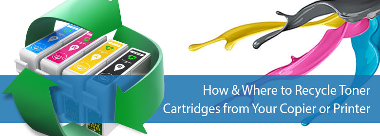 Recycle Toner Cartridges